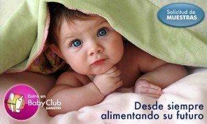 Muestras gratis para bebes - Regalos bebes - Muestras Gratuitas - Alimentacion bebe