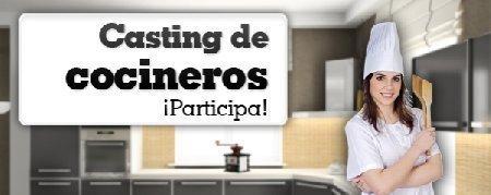 Participa en el casting de canal cocina regalos y for Cocineros de canal cocina