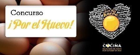 concurso de recetas y fotos en canal cocina por el huevo