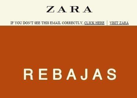 Cupones Descuento Zara