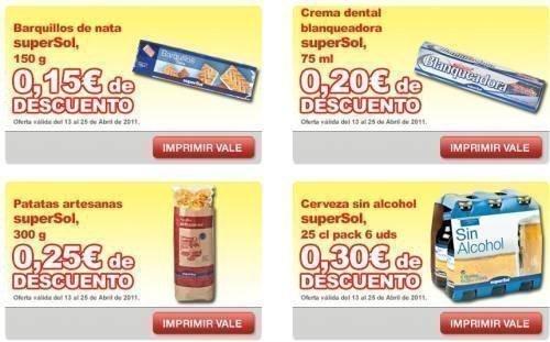 direccion supermercado supersol: