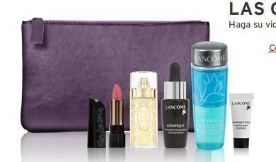minitallas perfumes lancome
