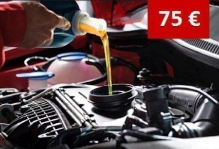 Cupones Descuento para cambio de aceite