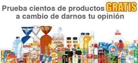 Probar productos gratis Simply Market