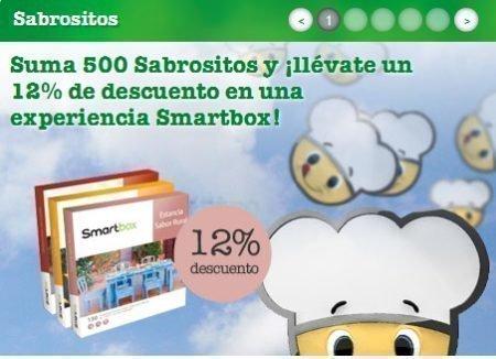 Cupones Descuento Smartbox