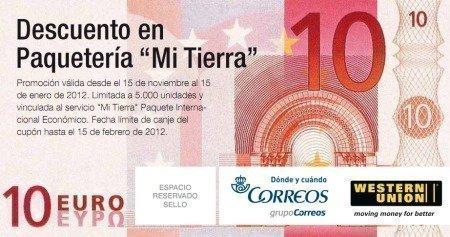 Cupones Descuento Correos España