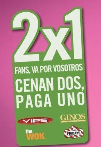 Cup n descuento 2 1 para el club vip s regalos y for America s best contacts coupons
