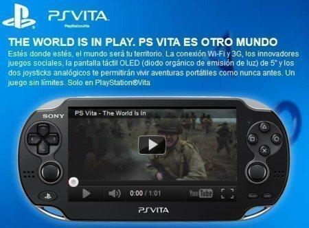 Gana Una Consola Ps Vita Gratis Con Sony Regalos Y Muestras Gratis
