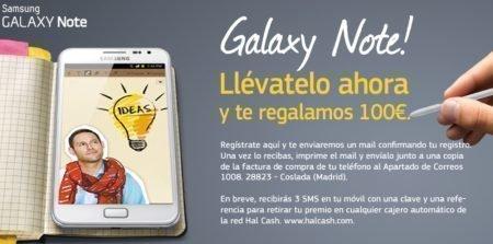 Cupones Descuento Samsung Galaxy Note