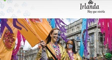 Sorteo de viaje a dubl n para 2 personas regalos y for Oficina de turismo de irlanda