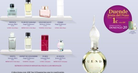 perfumes españoles marcas