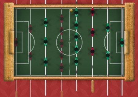 Futbolin Casa Tarradellas