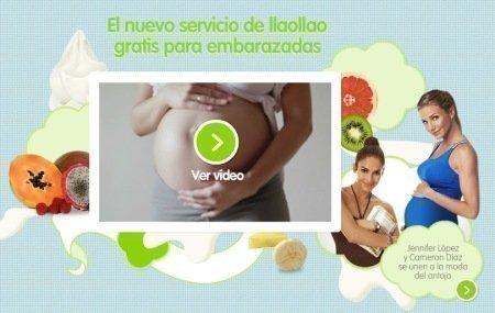 Muestras gratis de Yogurt Llao Llao