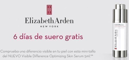 Muestras Gratis Elizabeth Arden