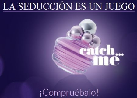 Sorteo Cacharel