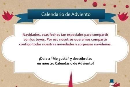 Calendario de Adviento Starbucks