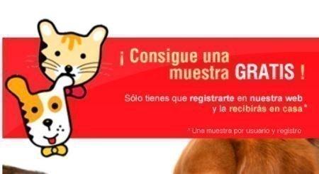 Muestras Gratis de comida para mascotas de Husse