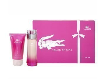 Sorteo lacoste touch of pink