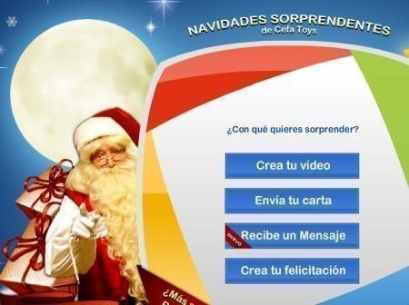 Crear Video de Navidad Gratis para los niños