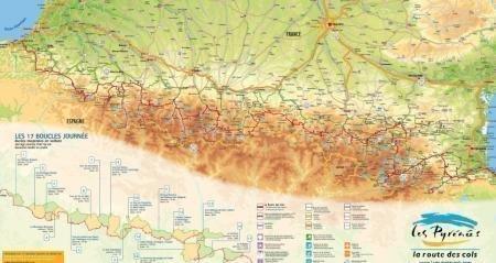 Mapa De Los Pirineos.Pide Gratis Un Mapa De Los Pirineos Regalos Y Muestras Gratis