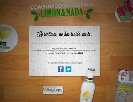 Promocion Limon&Nada