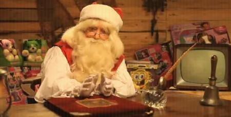 Imagenes Gratis De Papa Noel.Papa Noel Le Envia Un Video Personalizado A Tu Peque