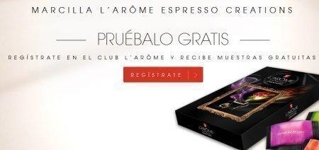 muestras gratuitas de cafe larome espresso