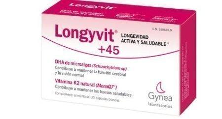 Muestras gratuitas Longyvit Gynea