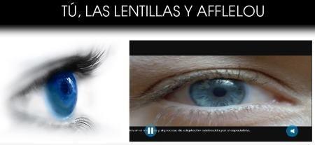 Muestras gratis lentillas Afflelou