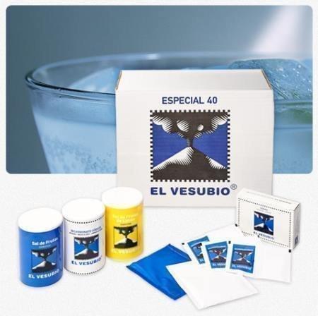 Muestras gratis El Vesubio