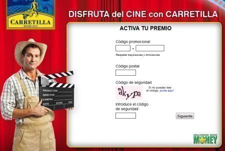 entradas harry potter con codigo regalo