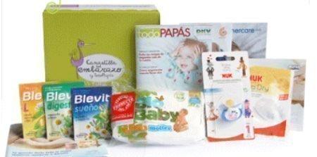 Muestras gratis canastilla para bebes