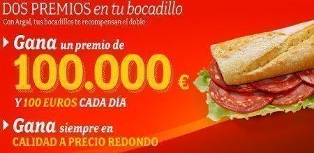 Sab as que argal regala euros regalos y muestras gratis - Que faire avec 100 000 euros ...