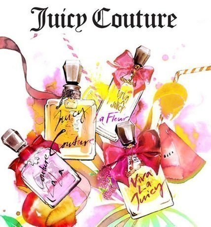 Muestras gratis Juicy Couture