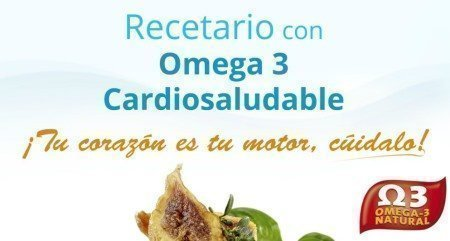 Recetario omega 3