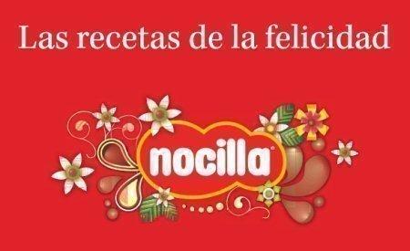 Recetario gratis Nocilla