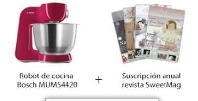 Gana un robot de cocina bosch regalos y muestras gratis for Robot cocina masterchef