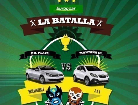 Sorteo Europcar