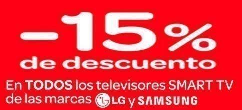 Hay Un Cup N Descuento Del 15 Para Tv S Carrefour Regalos Y Muestras Gratis