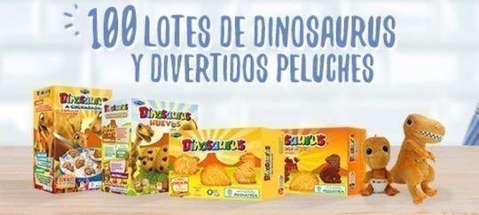 Gana Un Pack De Galletas Dinosaurus Peluche Regalos Y Muestras Gratis Tiranosaurio rex, triceratops, stegosaurio y braquiosaurio. regalos y muestras gratis