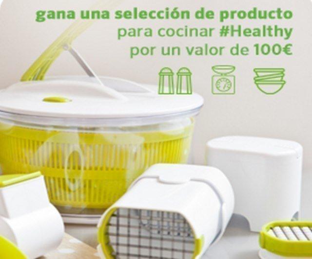 Gana un lote de cocina valorado en 100 euros con casa viva for Reloj cocina casa viva