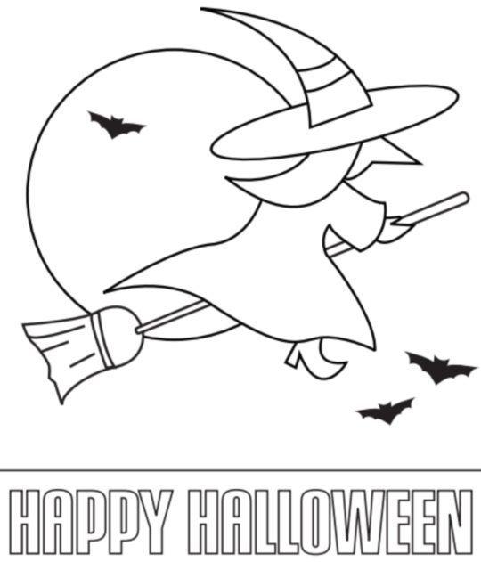 Libro de colorear gratis para Halloween – Regalos y Muestras gratis