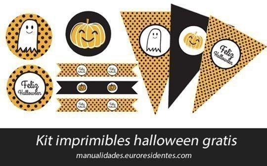Los mejores imprimibles gratuitos para Halloween y más sorpresas ...