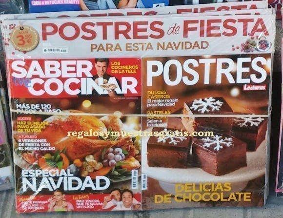 Vaya regalos traen este mes de diciembre las revistas - Que cocinar para una fiesta ...