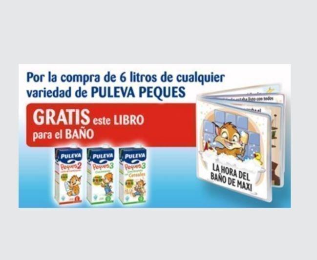 Baño Ninos Frecuencia:Un libro gratis para el baño con PULEVA PEQUES – Regalos y Muestras