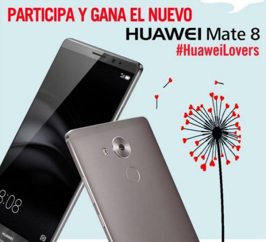 bdb5579c7 Gana un Huawei Mate 8 en facebook gracias a The Phone House ...