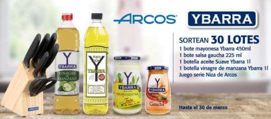 Gana un s̼per lote de Ybarra y Arcos para tu cocina РRegalos y ...