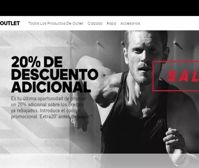 Oeste Ganar control lista  Con este cupón te rebajan un 20% extra en el outlet de ADIDAS! – Regalos y  Muestras gratis