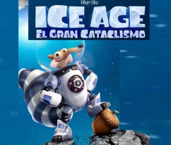 Resultado de imagen de ice age 5 el gran cataclismo