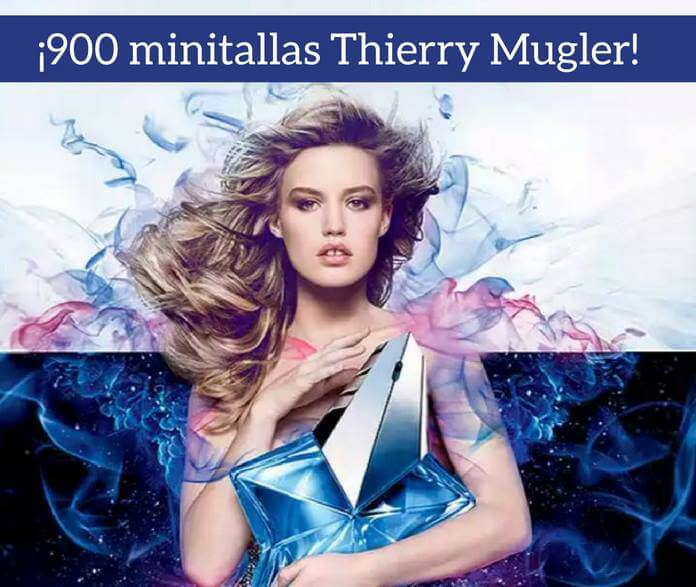 thierry mugler – Regalos y Muestras gratis